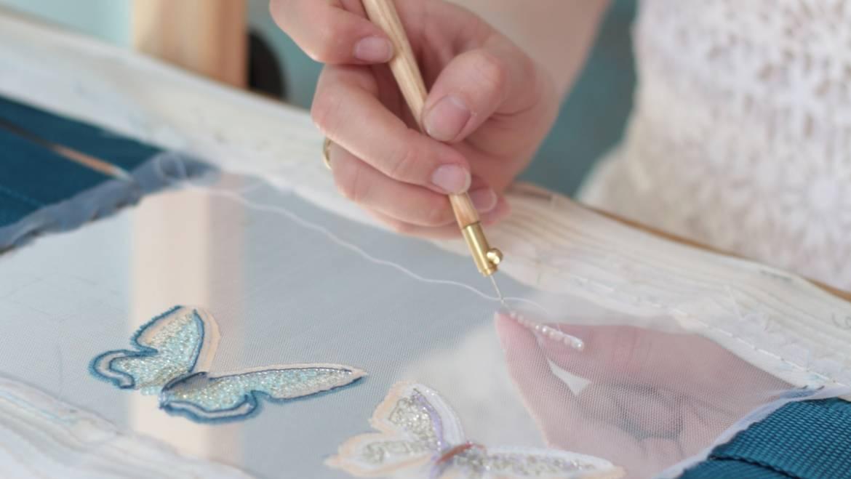 Онлайн-курсы по вышивке