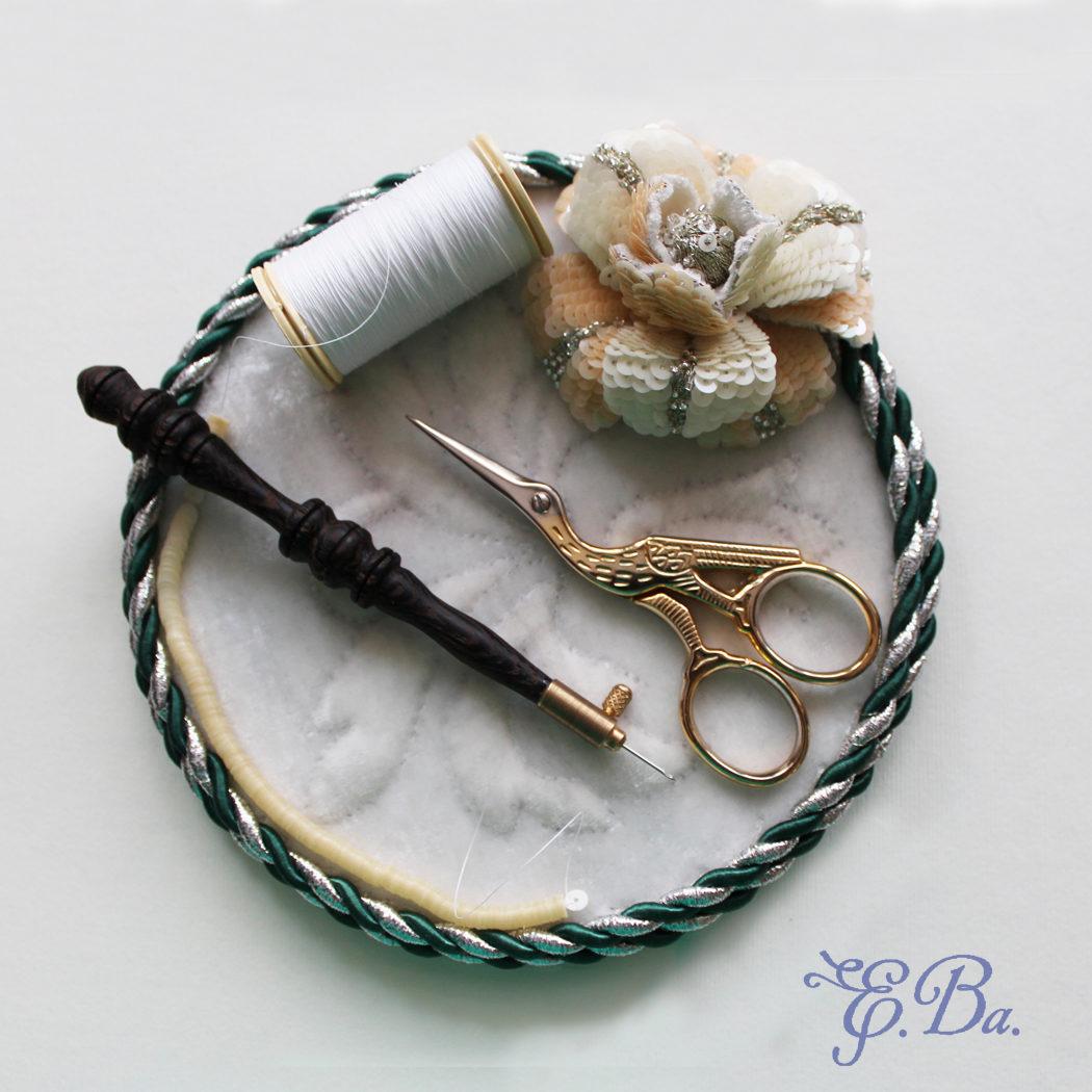 Палетка как удобный инструмент для вышивания