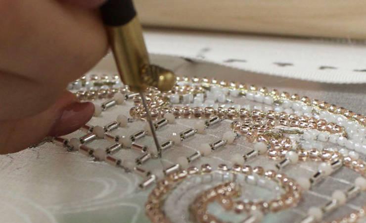 Обновились узоры для курса «Основы люневильской вышивки»