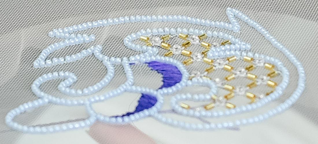 Обучение люневильской вышивке в Казахстане: Караганда и Астана