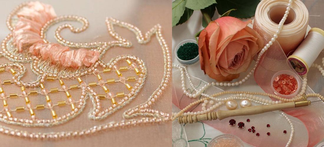 Академия кутюрной вышивки: Основы люневильской вышивки в январе
