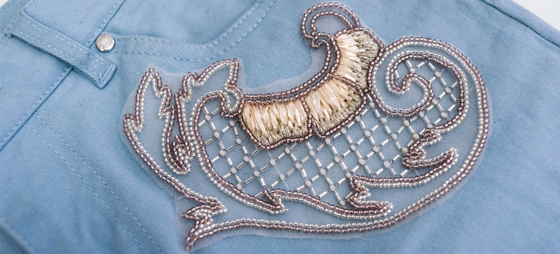 Основы люневильской вышивки в Алма-Ате (Алматы)